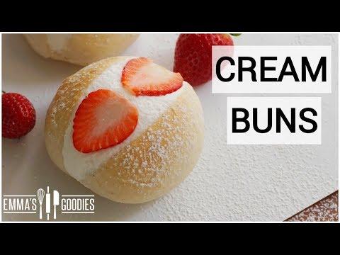 Italian Milk Buns Recipe ( Soft Cream Buns ) – Milk Bread Recipe
