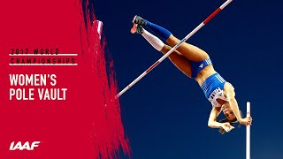 Womens Pole Vault Final World Championships 2017 London