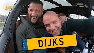 Mitchell Dijks 2020 Part 2 - Bij Andy In De Auto! (English Subtitles)