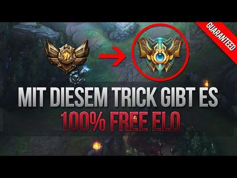Der Simple Trick zum Climben IN S7! [League of Legends] [German/Deutsch]