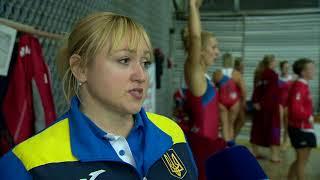 Наталья Мельничук – второй тренер женской сборной Украины по водному поло