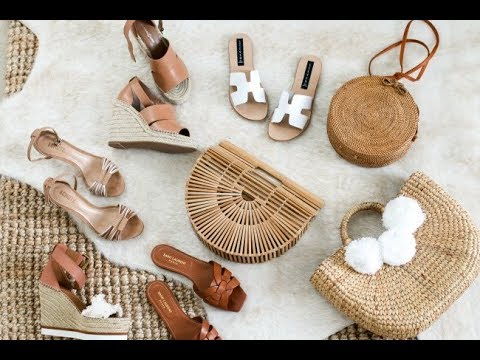 SPRING ACCESSORIES HAUL – SHOES AND HANDBAGS!