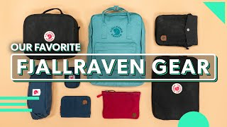 Our Favorite Fjallraven Products | So Much More Than Just The Kanken Backpack