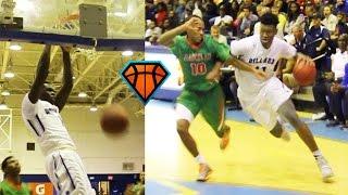 Jordan Wright & RaiQuan Gray Combine For 47 Points On Their Way To A Big 8 Chip!! | Ely vs Dillard