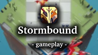 Stormbound [by Kongregate] - HD Gameplay (iOS/Android)