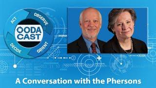 Interview mit Randolph und Katherine Pherson