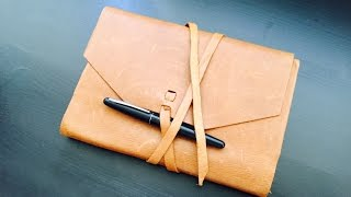 Leather Journal Review