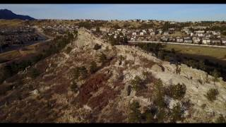 Hogback Formations - Colorado Springs - filmed on DJI Mavic Pro 4k