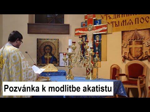 PÚTNICKÉ CENTRUM ĽUTINA: Modlitba akatistu vyjadruje veľkú duchovnú hĺbku
