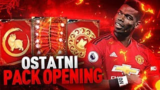 OSTATNI PACK OPENING Z LUNAR! 🔥 - FIFA MOBILE 19
