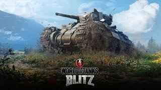WoT Blitz - Добиваем танки на основе - World of Tanks Blitz (WoTB)