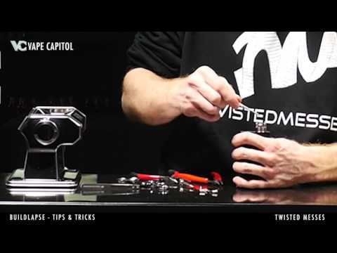 Buildlapse Tips And Tricks - How To Install Coils - Twisted