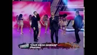 Daniel Cardoso   Gigantes Do Samba No Programa Sabadão   Você Virou Saudade