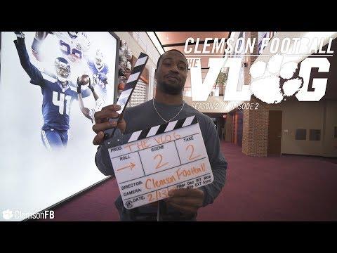Clemson Football || The Vlog (Season 2, Ep 2)