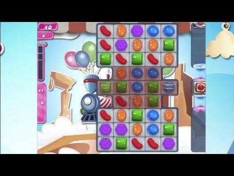 Candy Crush Saga Level 1712  No Booster