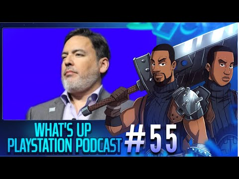 Shawn Layden Joins The WUPS Crew! - What's Up PlayStation EP. 55 de