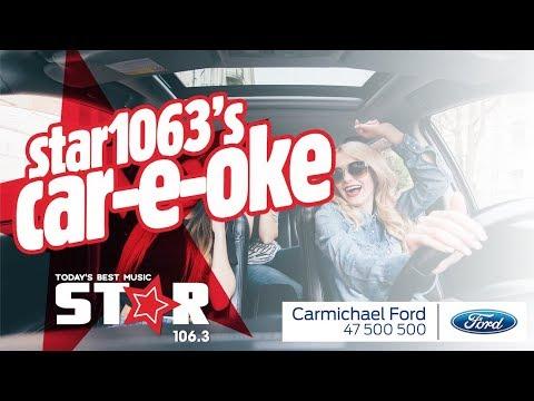fe77686b05 Car-e-oke is a GO! - Star 1063 Townsville