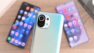Xiaomi Mi 11 vs Samsung Galaxy S21 Ultra 5G - This €749 Phone Is BETTER Than €1259?