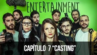 ENTERTAINMENT 1x07. Casting.