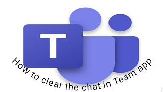 How To Delete Chat /Conversation in Microsoft Teams