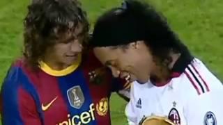 - The King of Football - Ronaldinho Tribute