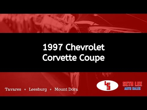 Video of '97 Corvette - PS69