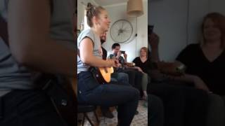 """Julia Nunes - Live Portion of """"Maybe I Will"""""""