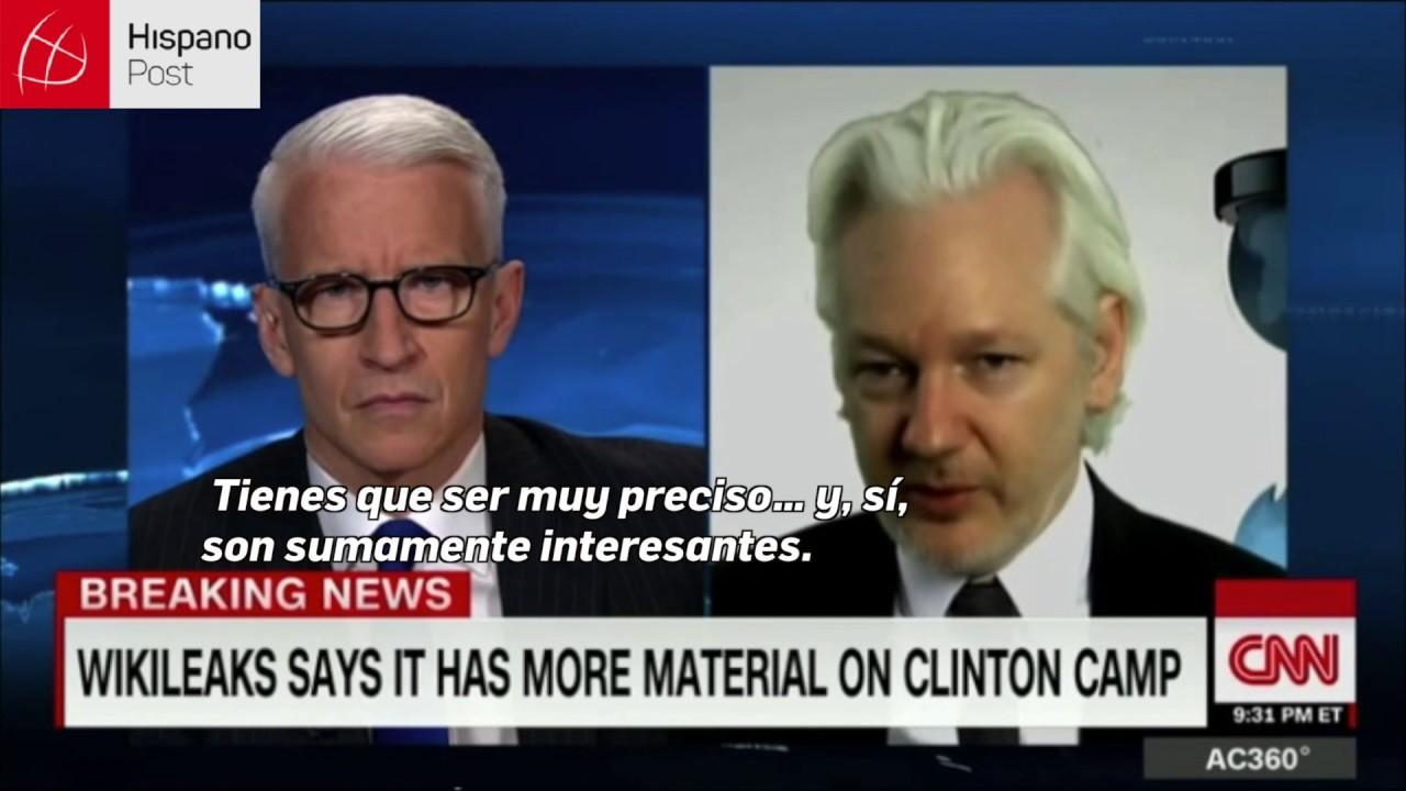 ¿Julian Assange viola reglas del asilo político en embajada ecuatoriana?