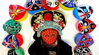 Secrets revealed: Dazzling art of Face-changing in Sichuan Opera