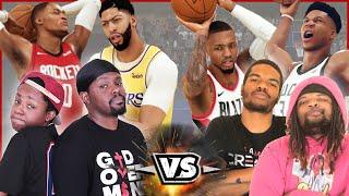 Can Team JAM Get Their Revenge On The Blacktop?! (NBA 2K20)