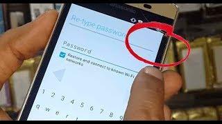 Three dots not showing FRP lock google verify google account bypass