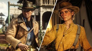 Red Dead Redemption 2's 80 Second Rule