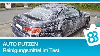 Auto putzen Reinigungsmittel im Test - Abenteuer Auto - Liqui Moly