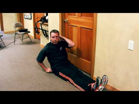 Quadratus Lumborum Left Exercise