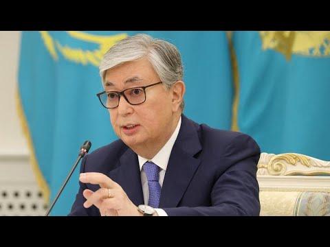 O Πρόεδρος του Καζακστάν στο euronews