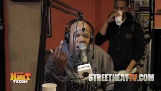 TOO SHORT:WHAT THE FU*K! IN STUDIO PERFORMANCE WITH DJ KAY SLAY