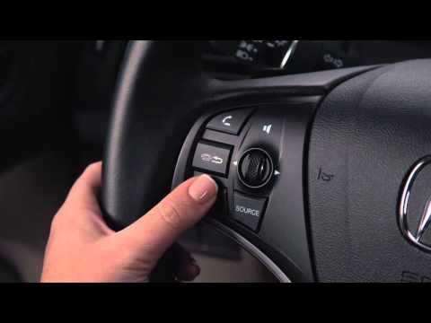 Navigation System Overview – MDX