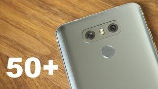 50+ Tips & Tricks for the LG G6