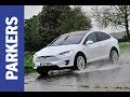Tesla Model X SUV Review Video