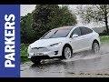 Tesla Model X SUV Review Video