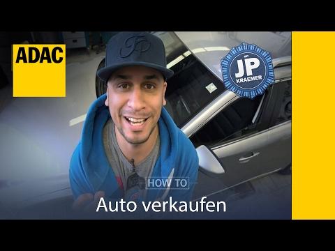ADAC How To Auto verkaufen mit Jean Pierre Kraemer I Folge 29