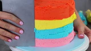 AMAZING RAINBOW CAKES & DESSERTS - Satisfying Recipe Compilation Video
