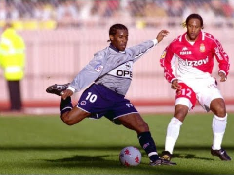 Jay Jay Okocha Best Skills | Goals | Assists @ PSG