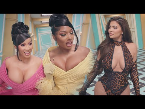 Cardi B and Megan Thee Stallion's Wap: Kylie Jenner, Normani, Rosalia and More Music Vid Cameos!