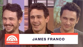 James Franco Reacts To His Past Roles, Relationships & Bar Mitzvah