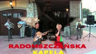 preview picture of video 'RADOMSZCZAŃSKA KAPELA PODWÓRKOWA - Radomsko o zmroku'