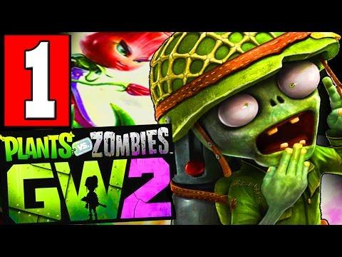 Plants vs Zombies Garden Warfare 2 Walkthrough - Plants vs. Zombies ...