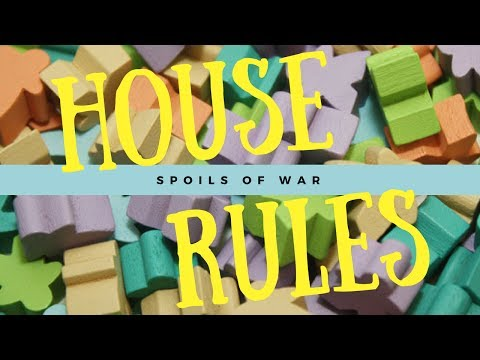 Spoils Of War Board Game Review