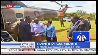 Rais Uhuru Kenyatta azindua mradi wa ujenzi wa bwawa la maji Kirinyaga