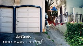 Marius Syvanen In Outliers   TransWorld SKATEboarding